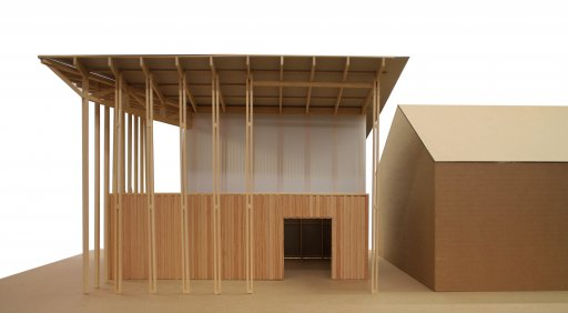 Gatehouse by Rowan Pickup Studio 8